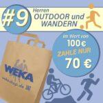 Frühjahrs-Überraschungstüte #9 Herren Wandern und Outdoor