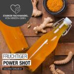 Fruchtiger Ingwer-Shot