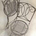 Bollweg Metall Gartenstuhl Windsor